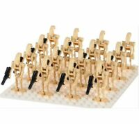 116X LEGO COMPATIBLE STAR WARS BATTLE DROID MINI FIGURES ARMY NEW