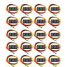 20Pc Digital DC 0-100V Voltmeter Voltimetro Red LED Volt Meter Voltage Gauge