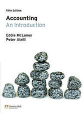 Accounting: An introduction by McLaney, Eddie, Atrill, Peter