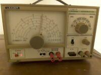 LEADER LSG-17 Signal Generator Super rare nice Sale $149