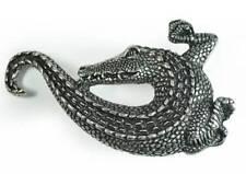 Hebillas de hombre en color principal negro metal