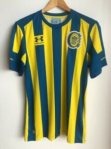 Rosario Central Home Shirt 21-22 - Under Armour Official Product (Ask Size)