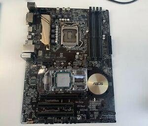 Asus Z170-P LGA1151 Gaming Motherboard + i5 6400 Bundle + Intel Stock Cooler
