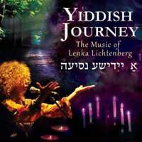 Lichtenberg Lenka - Yiddish Journey Neuf CD