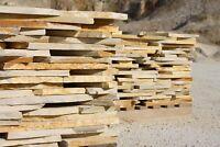 AKTION Naturstein Crema Toscana Solnhofener Polygonalplatten 20-25mm 20m²