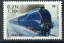 STAMP / TIMBRE FRANCE NEUF N° 3411 ** CHEMIN DE FER / TRAIN / MALLARD