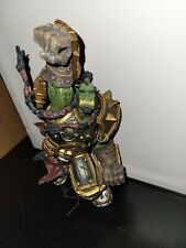 World Of Warcraft Premium Series 2: Orc Warchief Thrall Action Figure