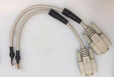ICOM Accessory Cable Set (2 pcs)  - Repeater Builders- OPC-617  IC-F121 IC-F5021