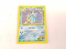 Pokemon TCG Card Gym Heroes Misty's Seadra 9