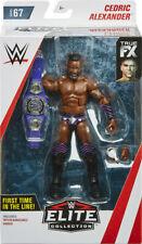 WWE Mattel Cedric Alexander Elite Series #67 Figure
