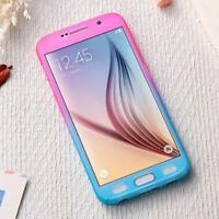 Full Funda para Samsung Galaxy J5 2017 E. E. U. u . Versión Cover Cristal