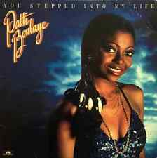 PATTI BOULAYE ‎- You Stepped Into My Life (LP) (VG-EX/G)