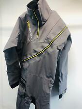 GUL Dartmouth Drysuit Charcoal/Yellow - Large