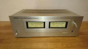 Hitachi HMA-6500  Endstufe  Amplificateur Amplifier Poweramp Stereo Hifi