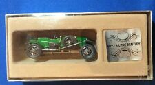 Corgi C861 Collectors' Classics:  1927 3-Liter Green Bentley.  New In Box