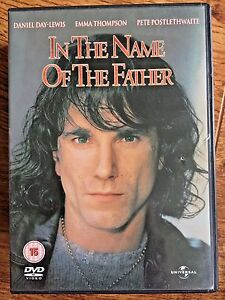 In the Name of the Father DVD 1993 Irish IRA Guildford Four Drama Movie Classic