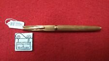 STYLO PLUME OR 18K ANCIEN VINTAGE - WATERMAN PLAQUE OR EDITION IBM - REF00003168