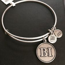 """ALEX AND ANI """"BI"""" BLOCK ISLAND BRACELET IN RUSSIAN SILVER! BRAND NEW WITH TAG"""