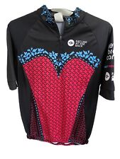 Fat Lass (Lad) At The Back Cycling Jersey 40 14/16 Ladies