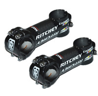 Ritchey WCS MTB Road Bike Stem 3K Carbon Cover Aluminum 6/17degree Bicycle Stems
