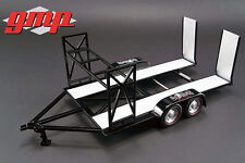 GMP tandem car trailer Gas Monkey Garage+Bonus 2010 Shelby GT-500 wheel set