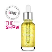 9Wishes - Perfect Ampule Serum #Vitamin 25ml For Dry Fatigued Skin Made in Korea