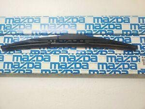 New Genuine Mazda 3,  Rear Wiper Blade, GS2A-67-330, Fits 2010 - 2013, Free Ship