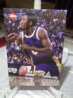 1998 Edge Impulse Kobe Bryant Card #26 Lakers Thick card