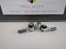 Vintage Shimano RD7400-7700 Bar End Levers Pair 8-9 Speed