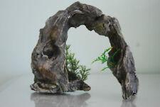Rocas de decoración de madera para acuarios