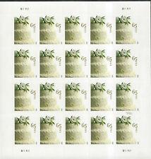 MNH Full Pane Of Stamps Sc#4735 Wedding Cake