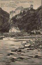Südtirol Italien AK 1909 Blick auf Schloß Runkelstein bei Bozen Bolzano gelaufen