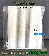 CABIN AIR FILTER FOR KIA SOUL 2014-2017 US SELLER FAST SHIP 97133-B2000