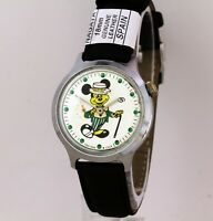 Vintage watch VOSTOK. MICKEY MOUSE MADE IN USSR.Soviet. FULL SERVISED.