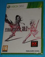 Final Fantasy XIII-2 - Microsoft XBOX 360 - PAL New Nuovo Sealed