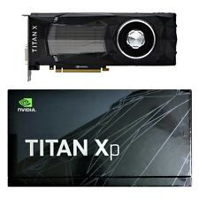NIB! Titan Xp Ultimate Pascal 900-1G611-5230-000 Graphics Card *UPDATED X SPECS*