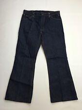 Para hombres jeans de Levi 622-0217 'Bootcut' - W36 L30-Azul Marino Oscuro-Excelente Estado