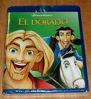 Route Nach El Dorado Blu-Ray Neu Versiegelt Animation Spanisch (Ohne Offen R2