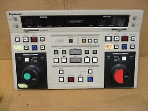 Panasonic AG-A750 Video Production Editing Controller