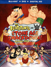 The Flintstones & WWE: Stone Age Smackdo Blu-ray