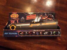 Uncle Milton Star Wars Science Jedi 2 In 1 Telescope NEW