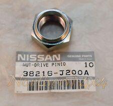 Nissan Patrol Rear diff pinion nut H260 Genuine 38216-J200A