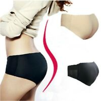 Women Padded Underwear Buttock Bum Lift Shaper Shapewear Enhancer Brief Panties