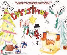 MISSION HALL CWMTWRCH/GURNOS PRIMARY SCHOOL - Christmas Time (UK 4 Tk CD Single)
