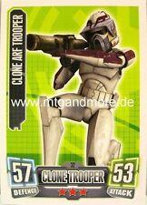 Clone Arf Trooper #032 - Force Attax Serie 2