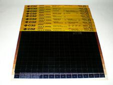 Microfich Ersatzteilkatalog Nissan Laurel C32 Stand 11/1985