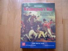 juego wargame Washington´s War - The American Revolution - GMT 1002 - Precintado