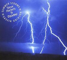Steve Hackett And Djabe - Summer Storms And Rocking Rivers (NEW CD+DVD)