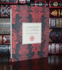 The Phantom of the Opera by G. Leroux Unabridged New Soft Deluxe Cloth Bound Ed.