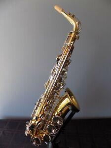 Refurbished Jupiter 667GN Student Eb Alto Saxophone